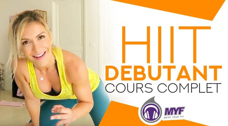 hiit debutant cours complet en 20min webs rie fitness transformation by myf 28 90 move. Black Bedroom Furniture Sets. Home Design Ideas