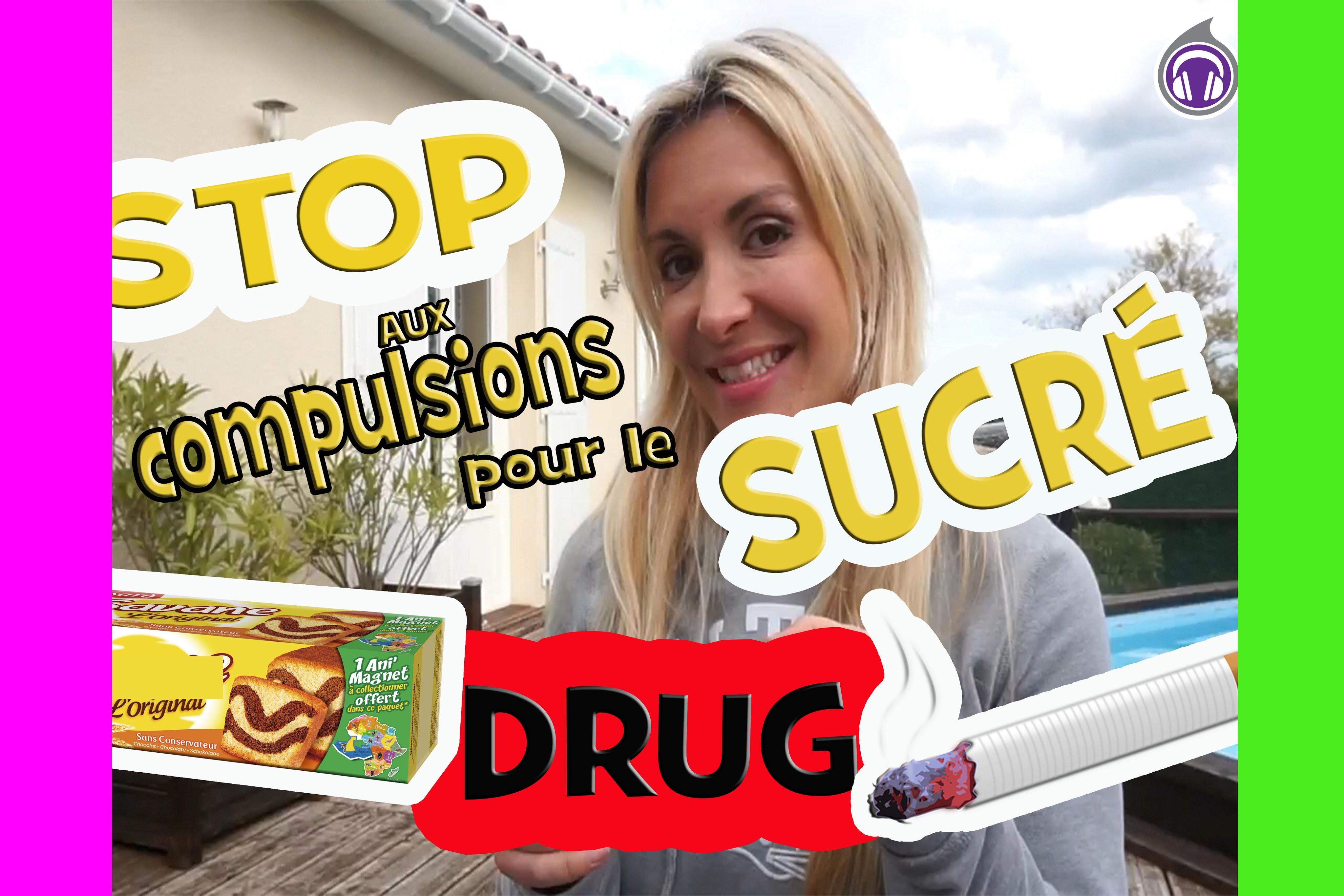 Le sucre est une drogue !