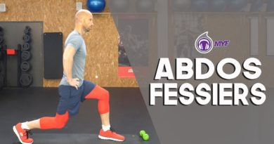 ABDOS FESSIERS – 20min – Alexandre Mallier