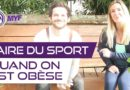 Comment faire du sport quand on est obèse – Jessica Mellet (feat. Major Mouvement)