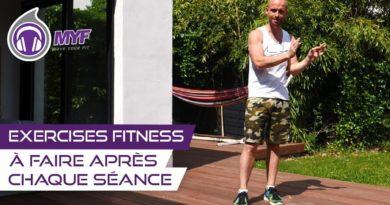 Exercises Fitness a faire après chaque séance – Alexandre Mallier