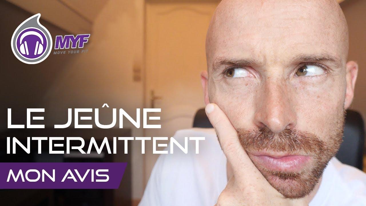 Jeûne intermittent – avis Alexandre Mallier