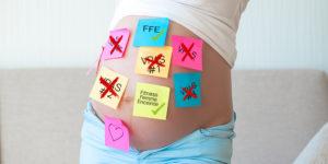 Le programme VP4S, ventre plat en 4 semaines, n'est as recommandé pour les femmes enceintes.
