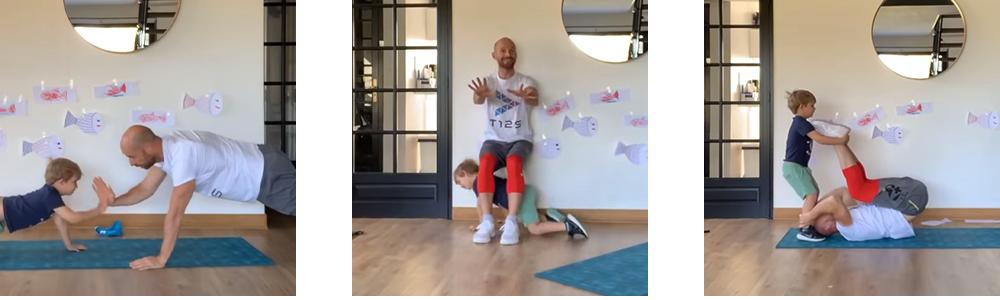 Le sport parent-enfant by MYF Move Your Fit