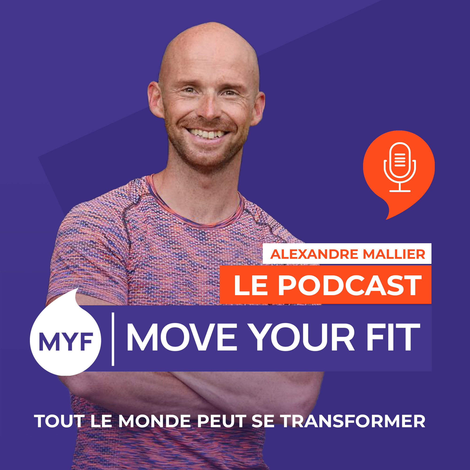 Move Your Fit - Le podcast